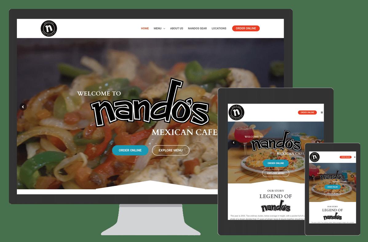 Nandos Cafe